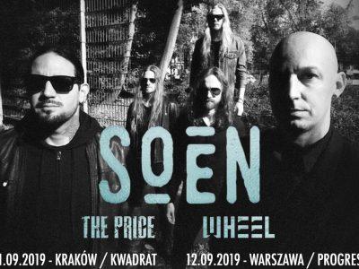 Soen + The Price, Wheel