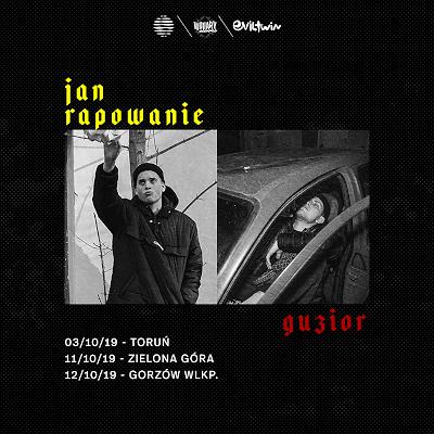 Jan-rapowanie x Guzior – Zielona Góra