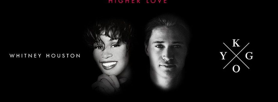 Whitney Houston w nowym utworze Kygo