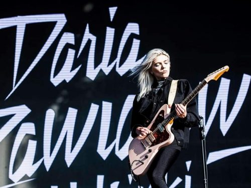 Daria Zawiałow ogłasza jesienną trasę koncertową Helsinki Tour vol 2