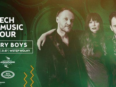 Lech Music Tour: Sorry Boys | 21.07 Lunapark