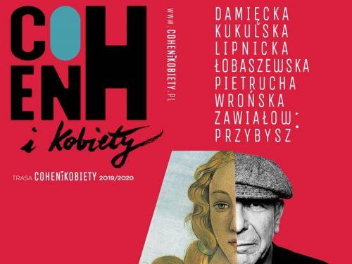 Trasa Cohen i Kobiety powraca z nowymi koncertami