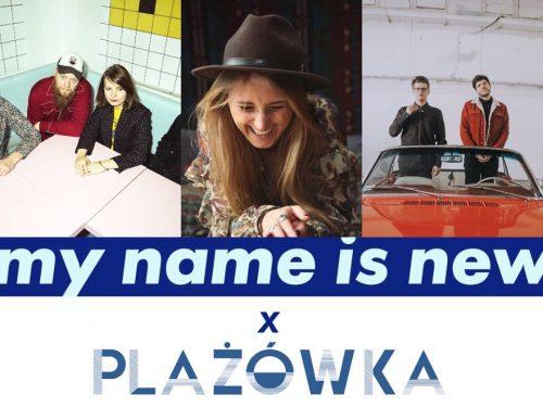 Nowe koncerty My Name Is New – sprawdźcie kto, gdzie i kiedy wystąpi