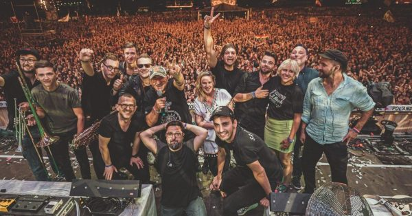 Happysad wyda kolejne DVD koncertowe z Pol'and'Rock Festival
