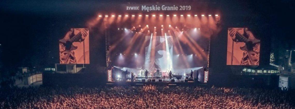 Legendy polskiej sceny wystąpiły na finale Męskiego Grania 2019 w Żywcu