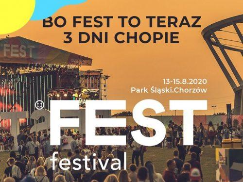 W przyszłym roku również będzie Fest! – znamy datę Fest Festival 2020