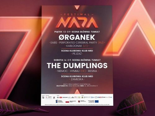 Dlaczego nie powinno Cię zabraknąć na Festiwal NADA w Toruniu?