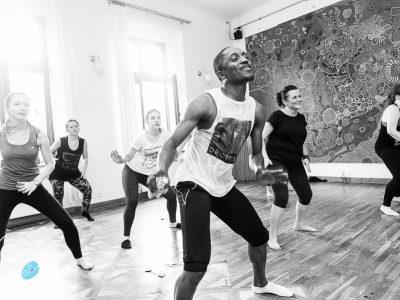 Afro Dance / Afro House – Alain Nca i Gerard Guyzo