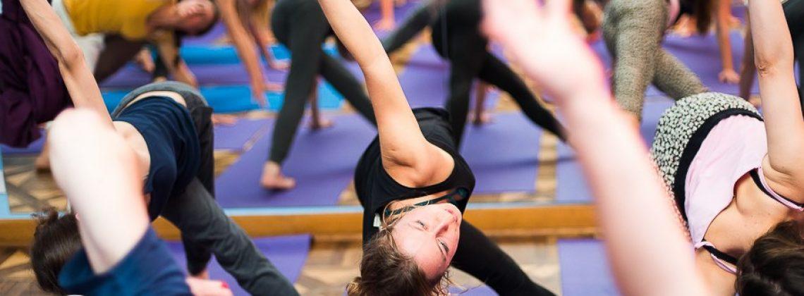Hatha Yoga – Alicja Poloczek