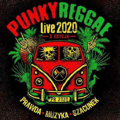 PUNKY REGGAE live 2020 – Łódź