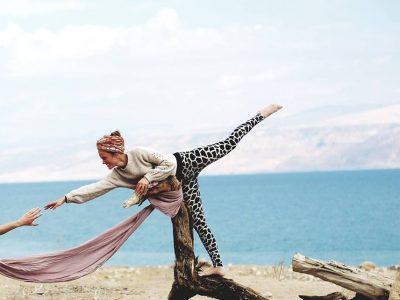 Ruch od Czucia – oswajanie improwizacji i świadomości ciała
