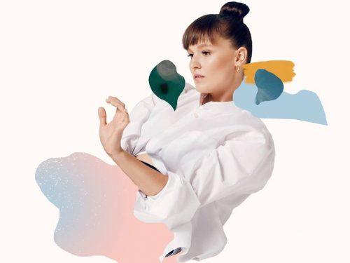 """Bovska zapowiada nową płytę singlem """"Leżałam"""""""