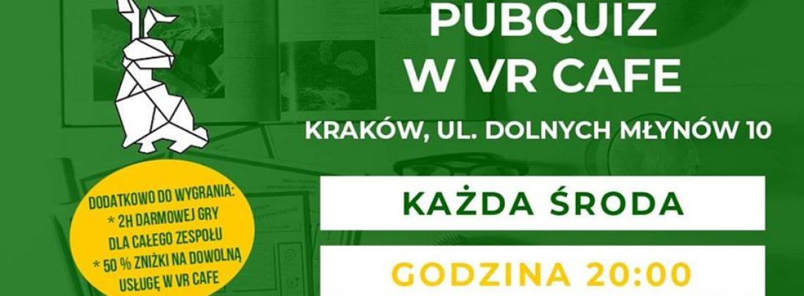 PubQuiz w VR Cafe!