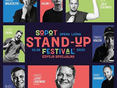 Sopot Stand-up Festival / Opera Leśna II TERMIN