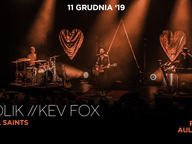 Smolik i Kev Fox z koncertem pożegnalnym w Poznaniu