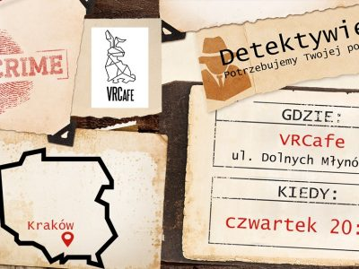 PubCrime x VRCafe – Kraków