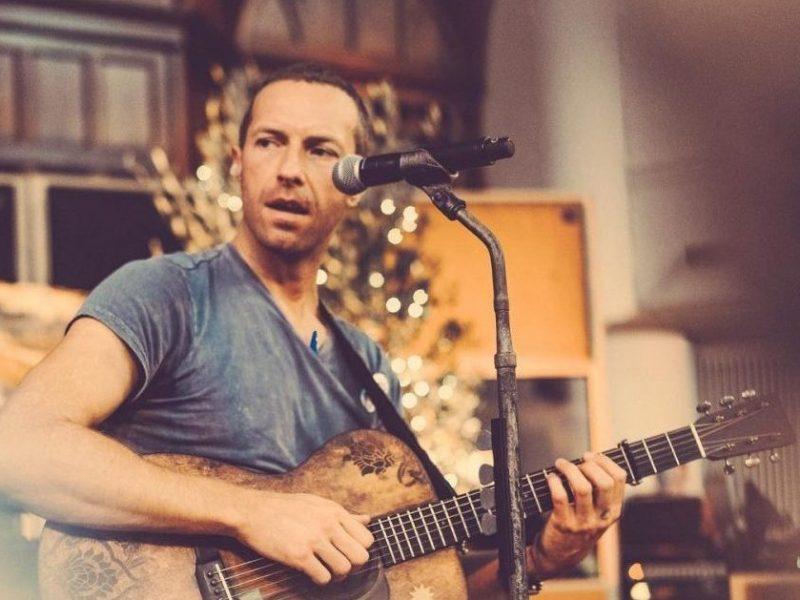 Chris Martin zagrał koncert życzeń i rzucił wyzwanie dla Johna Legenda
