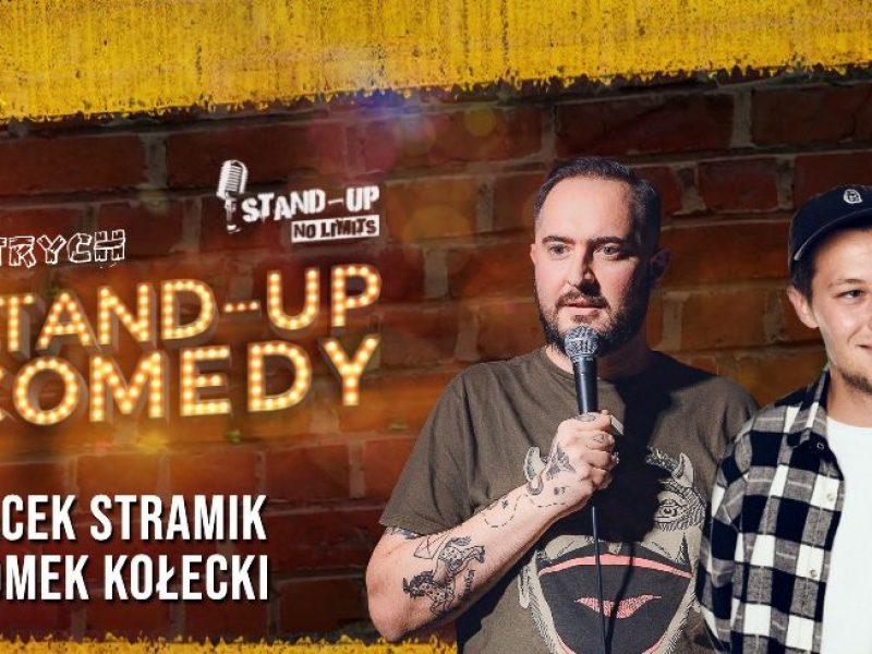 Jacek Stramik i Tomek Kołecki łączą siły na wspólnej trasie