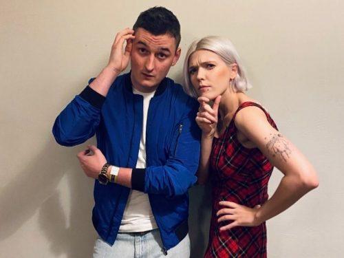 Daria Zawiałow i Dawid Podsiadło zaśpiewali razem na koncercie w Stodole