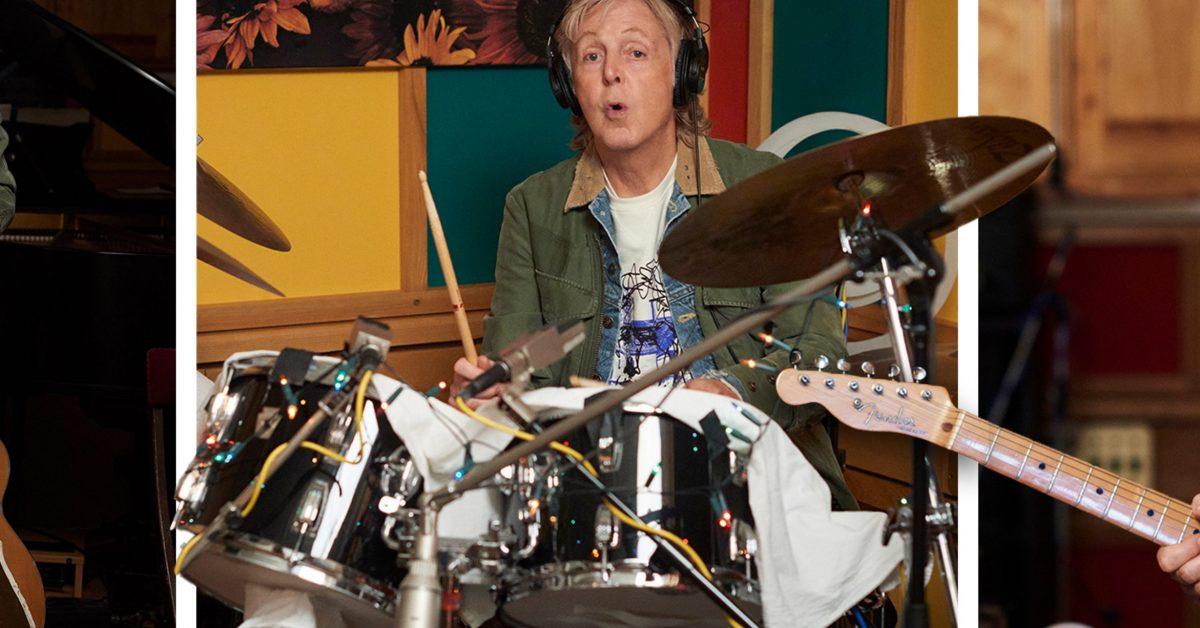 """""""Paul McCartney III"""" – świąteczny prezent od legendy rocka"""