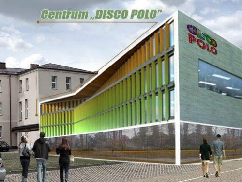 Jest już szkoła, teraz powstanie Muzeum Disco Polo. Będzie kosztowało 11 mln złotych