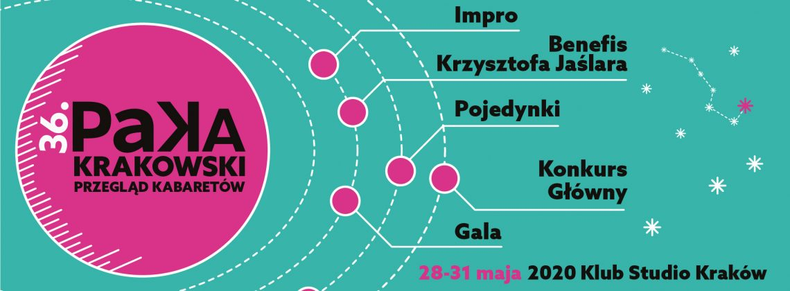 36. PAKA Kraków 2020