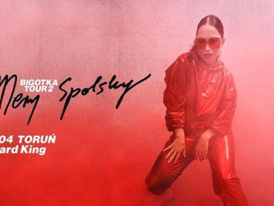 Mery Spolsky: Bigotka Tour 2 / Toruń [zmiana daty]
