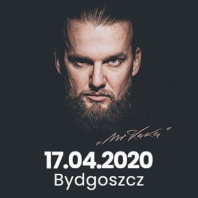 Kękę | Bydgoszcz [ODWOŁANY]