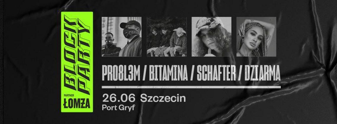 Block Party x Łomża | Szczecin