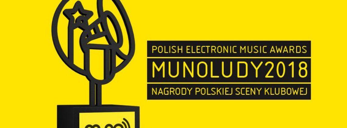 Powraca największy plebiscyt polskiej sceny elektronicznej – Munoludy 2018!