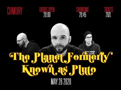 The Planet Formerly Known As Pluto I 26.05 I Chmury