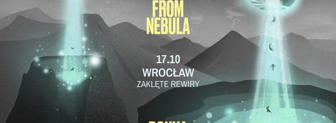 17.10 Wrocław – BOKKA x Tides From Nebula