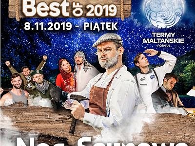 """Noc Saunowa """"The best of 2019"""""""