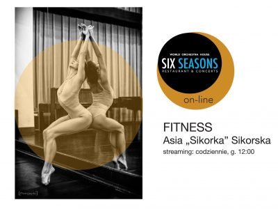 "Fitness – Asia ""Sikorka"" Sikorska"