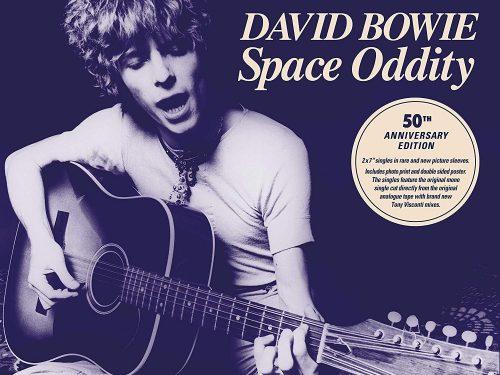 Nowy teledysk Davida Bowiego z okazji 50-lecia Space Oddity