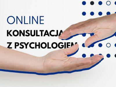 Konsultacje z psychologiem online