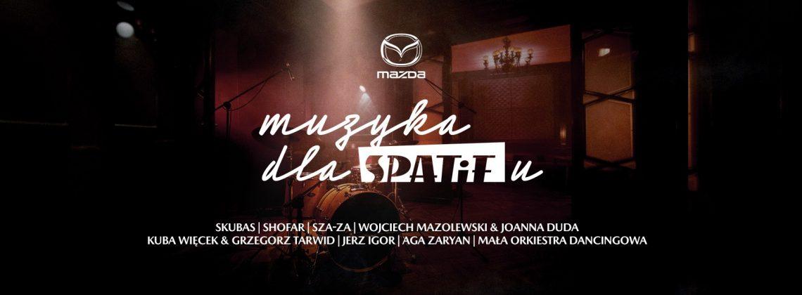 Muzyka dla SPATiFu powered by Mazda #WMoimStylu