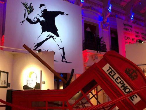 Prace Banksy'ego zawitają do Polski