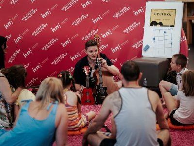 Lekcje ukulele z UkuPuku