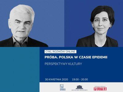 Próba. Polska w czasie epidemii – cykl rozmów on-line
