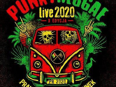 PUNKY REGGAE live 2020 – Warszawa