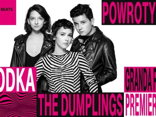 The Dumplings robią Grandę i remiksują Brodkę! #GrandaRework
