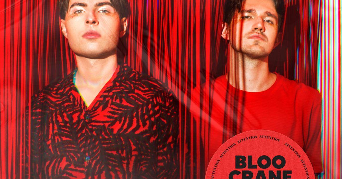 """""""Attention""""! Bloo Crane prezentują nowy singiel i zapowiadają swój debiutancki album"""