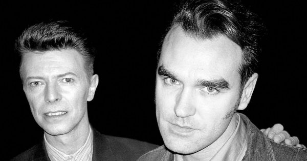 "Morrisey i David Bowie na żywo – ""Cosmic Dancer""  już na streamingach"