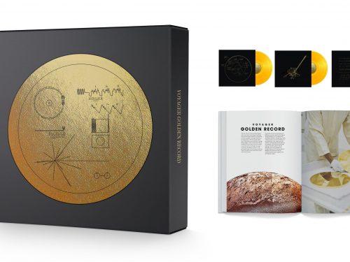 Płyta NASA dla kosmitów z 1977 roku ukaże się na złotym winylu