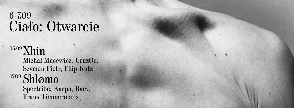 Ciało: Otwarcie
