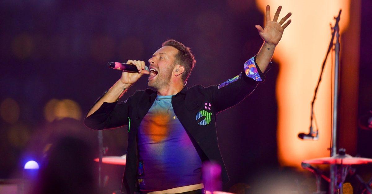 """Coldplay zapowiada nowy album 10-minutowym singlem """"Coloratura"""""""