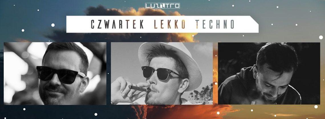 Czwartek Lekko Techno pres. Treliński b-day, AKME