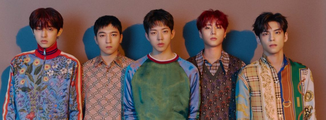 K-popowy zespół Day6 powrócił z nowym albumem