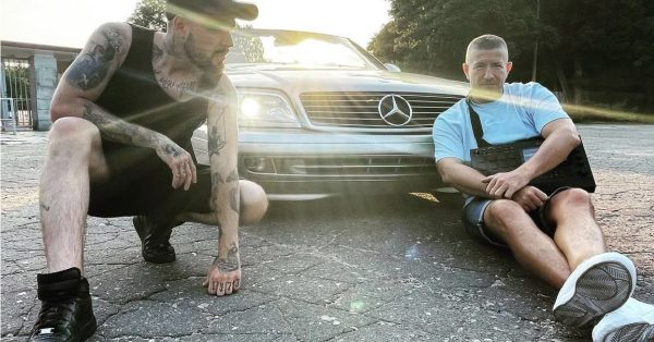 """DJ Decks i Śliwa robią """"Rentgen"""" na dwa dni przed premierą wspólnego albumu"""